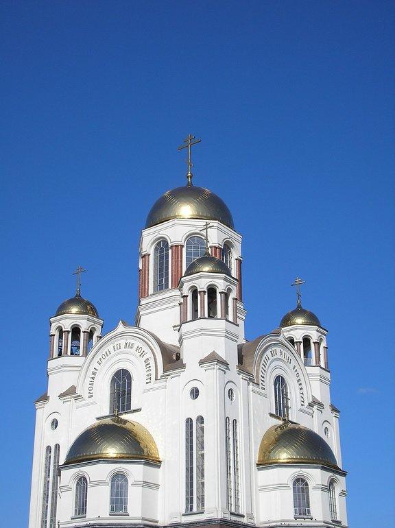 храмы Екатеринбурга