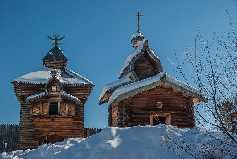 памятники деревянного зодчества