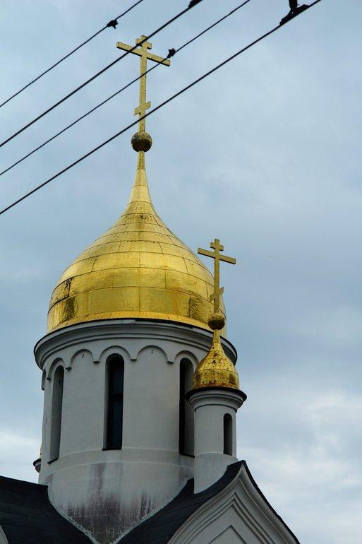 церкви и храмы Новосибирска