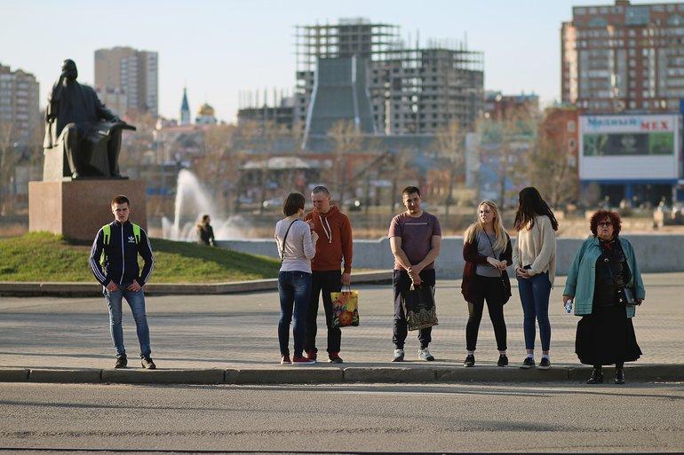 места для прогулок в Челябинске
