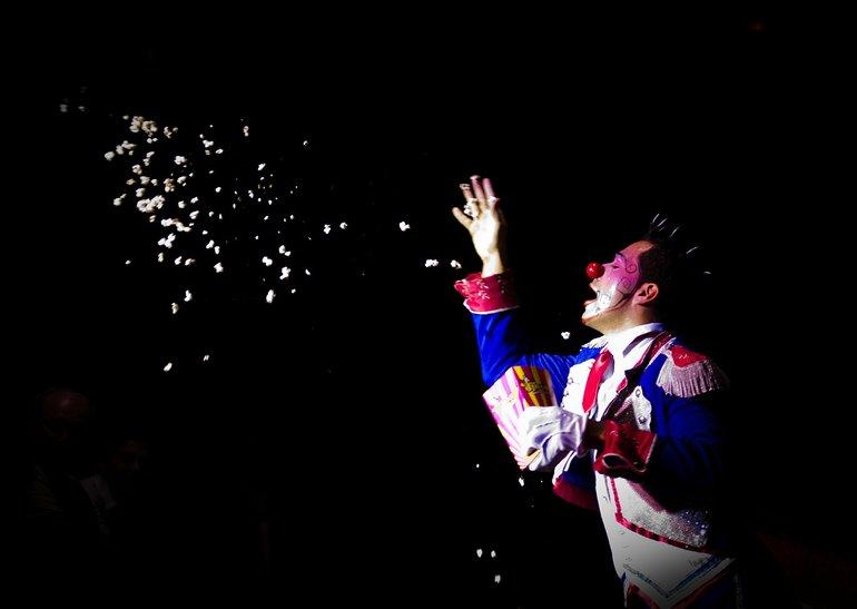 клоун цирк Новосибирск